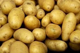 potatoes / ubi kentang