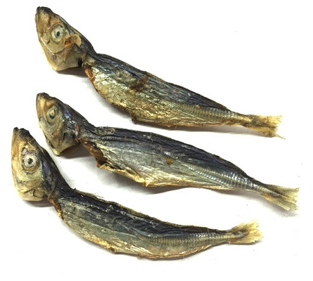 IKAN BILIS / DRIED ANCHOVIES